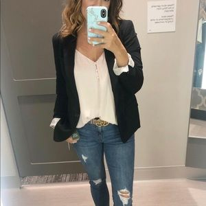 Women's Bi-Stretch Twill Blazer
